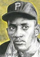 Roberto Clemente by machinehead11