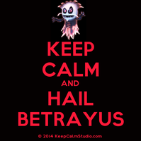 All Hail Lord Betrayus by Smurfette123