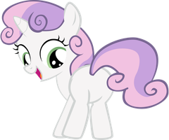 Sweetie Belle Plot by miketueur