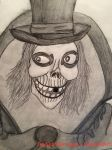 Welcome Back Hatbox Ghost by SadisticCarnage