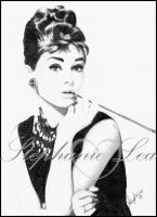 Miss Hepburn by baremywords