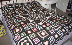 Christian's Afghan by RainbowWish