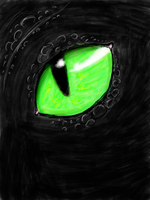 HTTYD Eye of a killer?...naaah by Mon-chanlover101