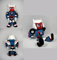 TFA Tracks Plush by WhittyKitty