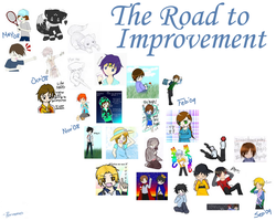 The Road to Improvement by Perimones