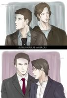SPN - HEROES by illli