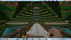 Minecraft The Console Room by Jinzo-776