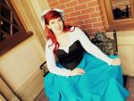 Ariel Cosplay by slayeravery