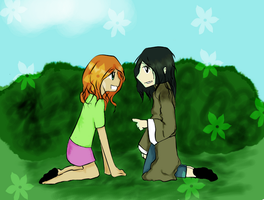 Snape and Lily :spoiler-ish: by Solitude6