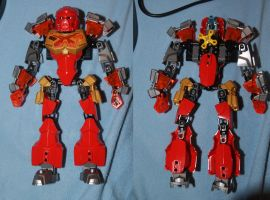 TAHU 2015 - Finished Front and Back by CalumTraveler