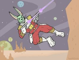 Jaxxon by Hartter