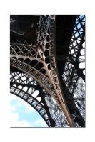 Eiffel tower No4 by unclejuice