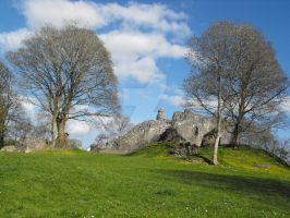 St Quentin's Castle by Kevin-Welch