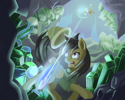 Oh Celestia glowing spears my one weakness. by Lukeine