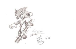 Sonic Grind by TheGhost2