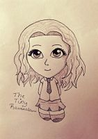The Tiny Ravenclaw by life-without-love23