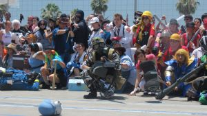 Valve Gathering AX 2013 by Ghost141