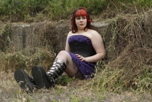 STOCK ~ Gothic Girl by SoniaJosie