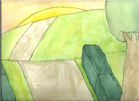 Path-Water Colour by Purdy26