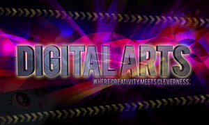 Digital Arts Poster/Wallpaper/Whatever by buggy715