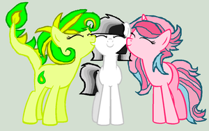 Nuzzles by pinkraindrops03
