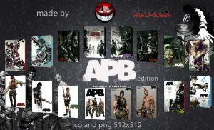 Game pack APB edition by redmen08