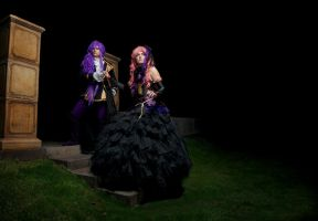 Vocaloid: Into the Darkness of the Being by J-o-i-FuL-CoSpLaY