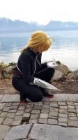 Cosplay - Edward Elric - Don't forget 3 Oct 11 by oOFlorianeOo