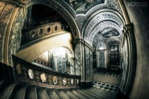 Staircase of  knowledge by WojciechDziadosz