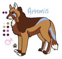 Sophie Litter 1 - Artemis by ashleigheperry