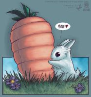 Collab - Big Carrot by Jammerlee
