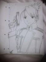 riza hawkeye by maplecat89