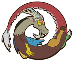 Spiral Discord by Lepus-Marj