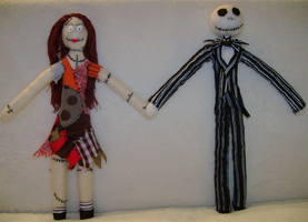 Jack and Sally by novernil