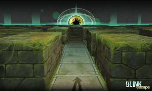 Blink Escape : Background Maze by REPLHKA