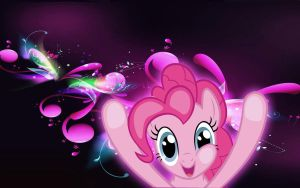 PinkiePie Wallpaper by RockCandy01