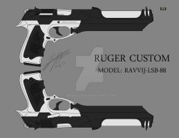 Ravvij Ruger Custom by Ravvij