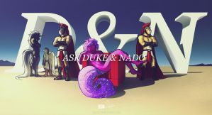 Ask Duke and Nado by Blueguynow