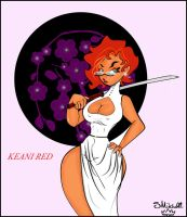 Keani Red by SukiMitchell