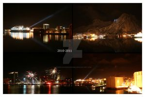 Svolvaer 2010-2011 by Neverchangingenigma