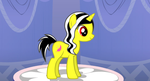 Czarina Alizarin's new look and cutie mark by LR-Studios