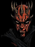 Darth Maul by Zupano