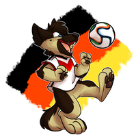 WORLD CUP: Go go Germany! by BritishStarr