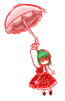 Yuka Kazami is Mary Poppins? by MelonXIV