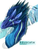 Day 206: Advocate by Jadenyte