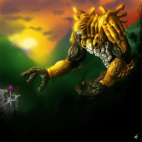 RIFT - Colossus of Life by Iamgabouwness