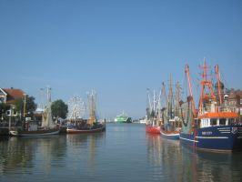 neuharlingersiel 02 by SadFlower96