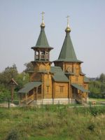 Russian orthodox church by Yavanna1815