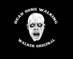 Dead Sons Walking - Logo by Lady-Lobotomy