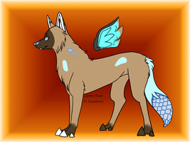 Canine Custom  Breedable -  breakability by RivotAdopts